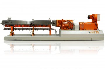 Compounding extruder T75