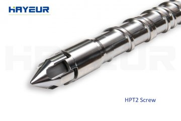 Hardened screws HPT2