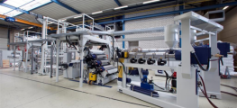 FLAT FILM EXTRUSION LINES